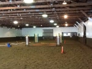 Spring Valley Equestrian Center, indoor arena, horse boarding