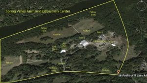 Spring Valley Equestrian Center - Map View